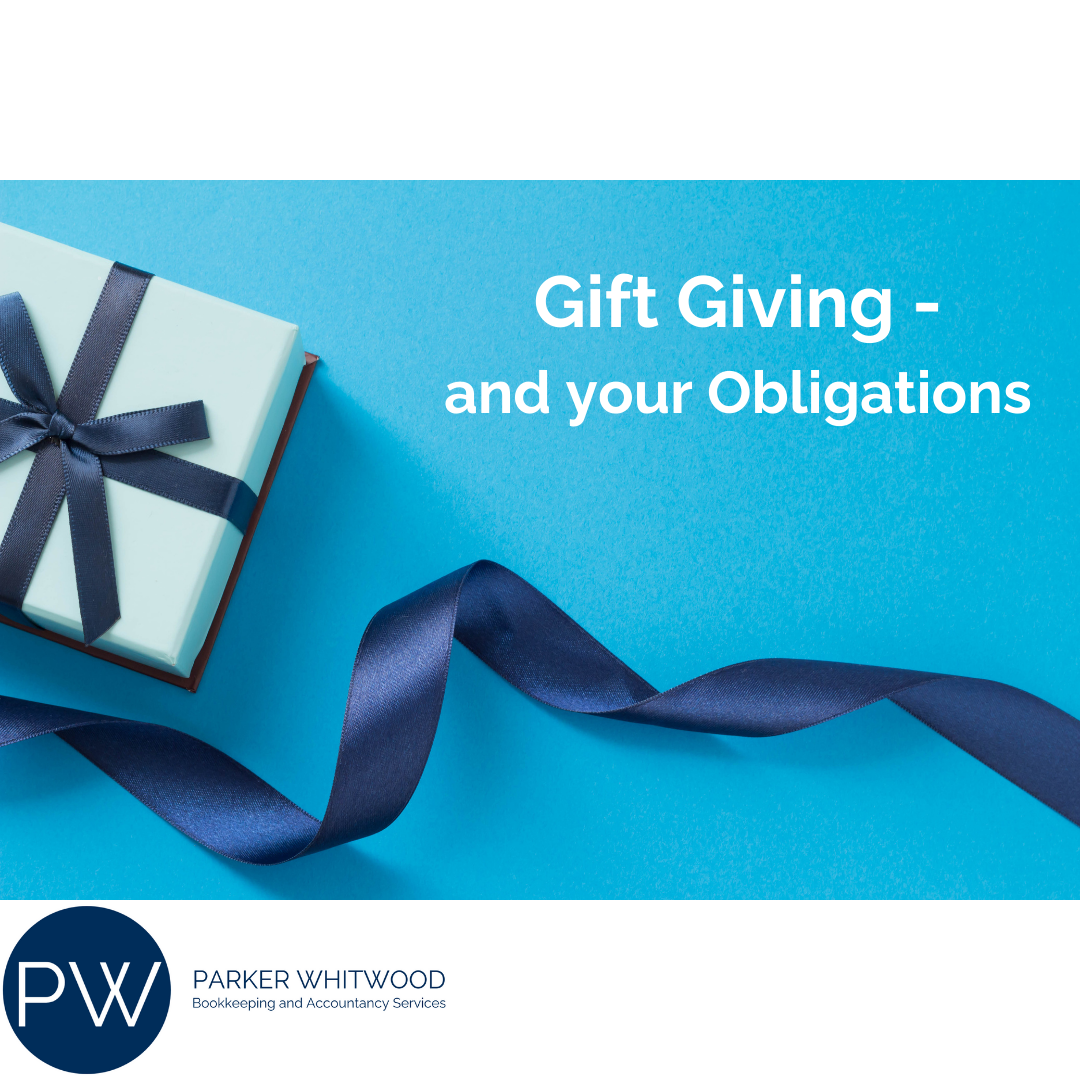 Giving Gifts as an Employer Accountants in Altrincham South Manchester